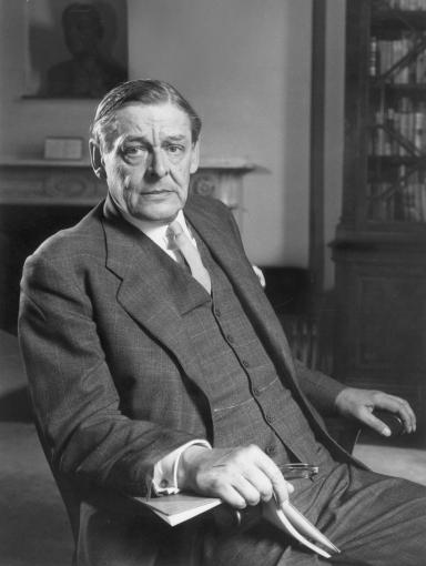 T.S. Eliot (1958)