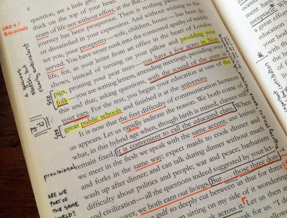Three Guineas (pg. 6)