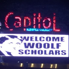 Welcome Woolf scholars